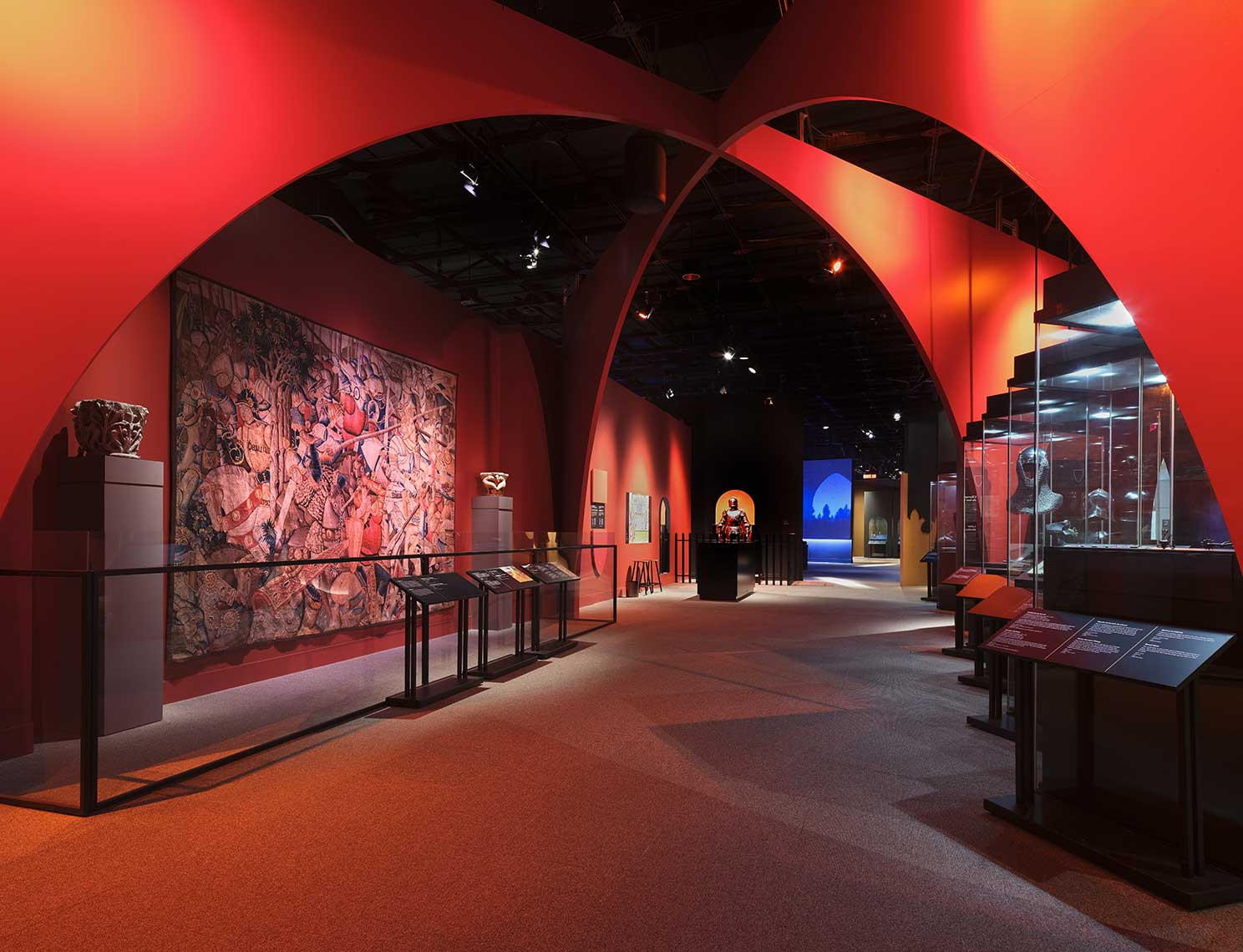 Canadian-History-Museum-Exhibit-Ottawa-Interior-Photography-2